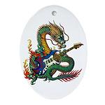Ryuu Guitar 05 Ornament (Oval)