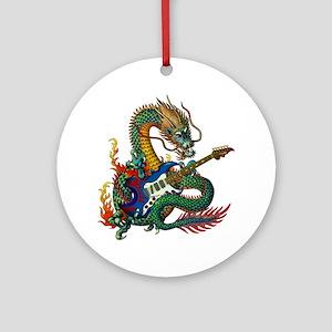 Ryuu Guitar 05 Ornament (Round)