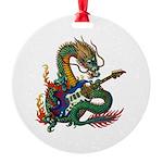 Ryuu Guitar 05 Round Ornament