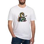 Ryuu Guitar 05 Fitted T-Shirt