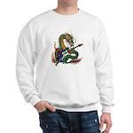 Ryuu Guitar 05 Sweatshirt