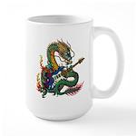 Ryuu Guitar 05 Large Mug