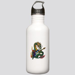 Ryuu Guitar 05 Stainless Water Bottle 1.0L