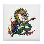 Ryuu Guitar 05 Tile Coaster