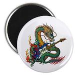 Ryuu Guitar 05 Magnet