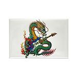 Ryuu Guitar 05 Rectangle Magnet (100 pack)