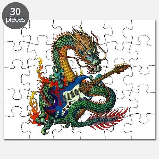 Ryuu Guitar 05 Puzzle