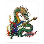 Ryuu Guitar 05 Small Poster