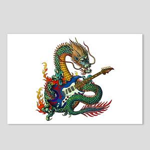 Ryuu Guitar 05 Postcards (Package of 8)