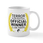 Claw Award Winner Mugs