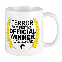 Claw Award Winner Mugs