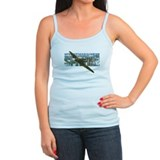 Spitfire airplane Tanks/Sleeveless