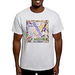 Graphic Design Word Cloud T-Shirt