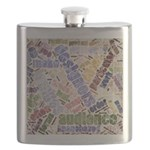 Graphic Design Word Cloud Flask