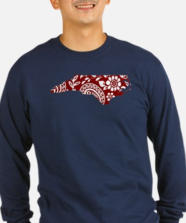 Red Paisley T