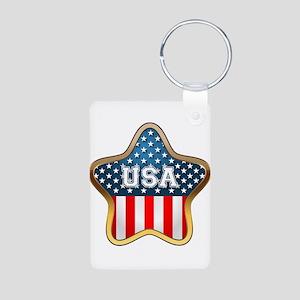 American Star Keychains