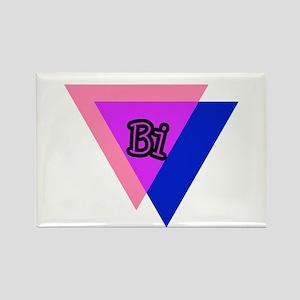 "Line ""Bi"" Rectangle Magnet"
