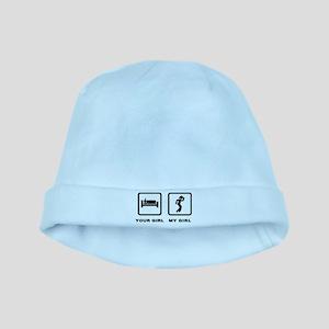 Moonwalking baby hat