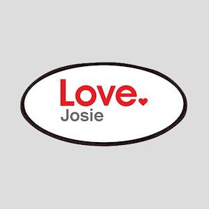 Love Josie Patches