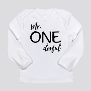 Mr Onederful Long Sleeve T-Shirt
