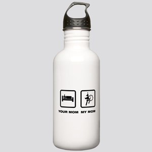 Bass Drum Player Stainless Water Bottle 1.0L