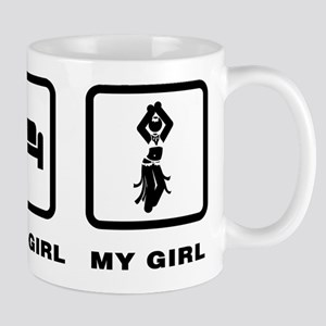 Belly Dancing Mug