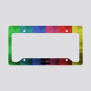 Equality License Plate Holder