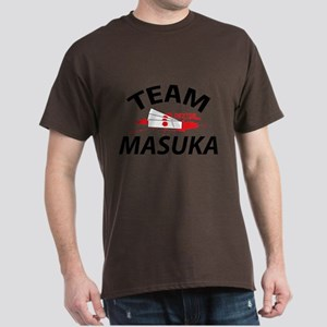 Team Masuka - Dexter Dark T-Shirt