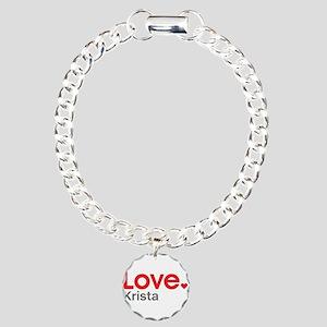 Love Krista Bracelet