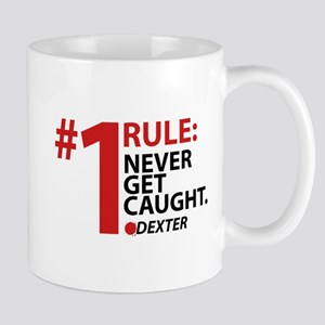 Never Get Caught Mug