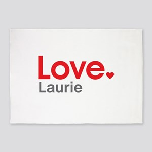 Love Laurie 5'x7'Area Rug