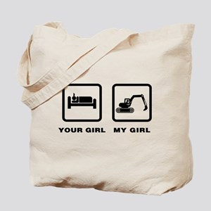Digger Tote Bag