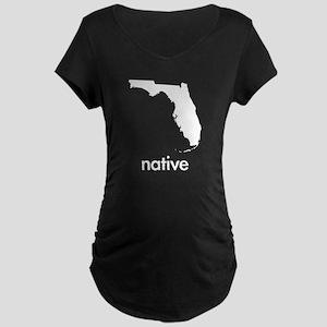 Native Maternity Dark T-Shirt