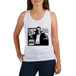 Watch Out for Witches Vampire Women's Tank Top