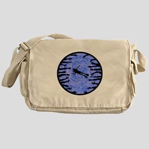 ON THE WAY Messenger Bag