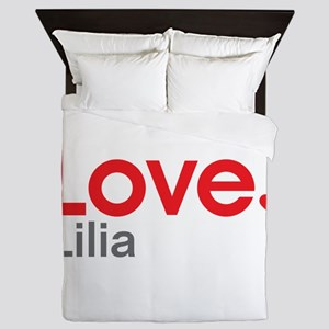 Love Lilia Queen Duvet