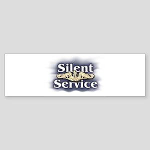 Submariner (Officer) Bumper Sticker
