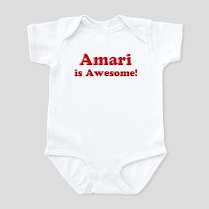 Amari is Awesome Infant Bodysuit