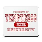 Temptress University Mousepad