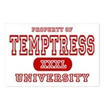 Temptress University Postcards (Package of 8)