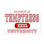 Temptress University Mini Poster Print