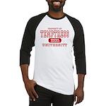 Temptress University Baseball Jersey