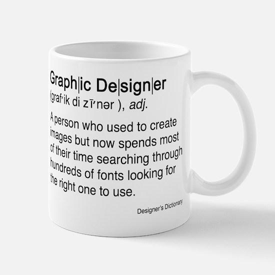 3-graphic Mugs