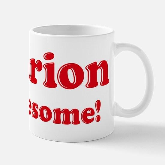 Amarion is Awesome Mug