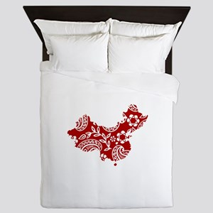 Red Queen Duvet