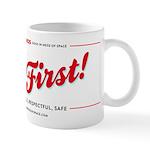 Ask First! Mug