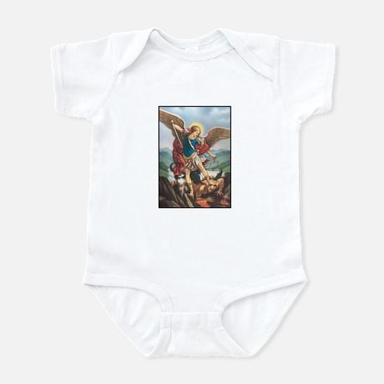 St. Michael the Archangel Infant Bodysuit