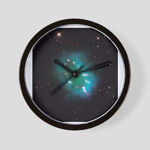 necklacenebula Wall Clock