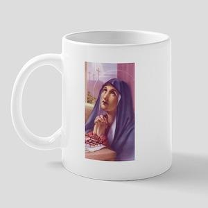 Sorrowful Mary Mug