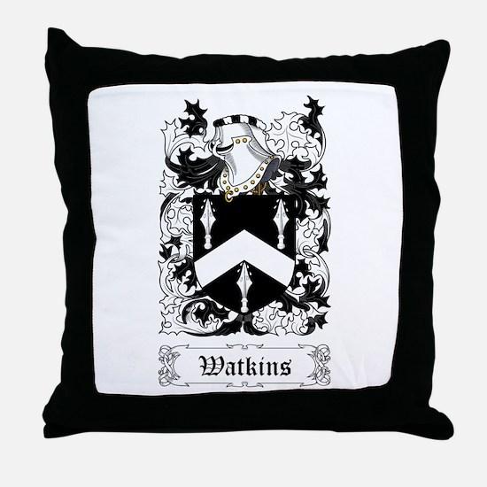 Watkins Throw Pillow